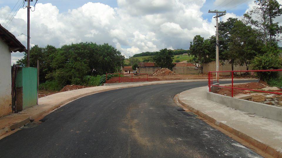 Nova Ponte do Bairro Jardim Independência.