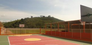 Centro Esportivo Mário de Barros Santos.