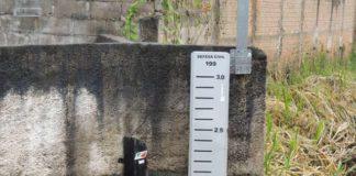 Intensificado o monitoramento dos rios em Ouro Fino.