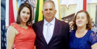 Toninho Franceli é eleito presidente da Câmara.