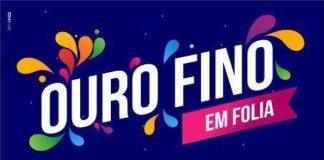 Ouro Fino em Folia 2017