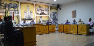 1º Sessão Ordinária do ano de 2017.