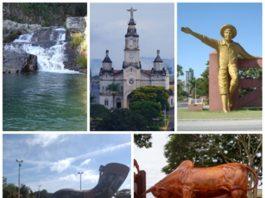 Pontos turísticos de Ouro Fino.