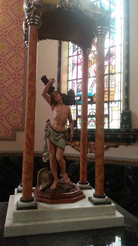 Museu de Arte Sacra.