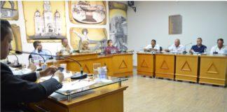 2º Sessão Ordinária do ano.