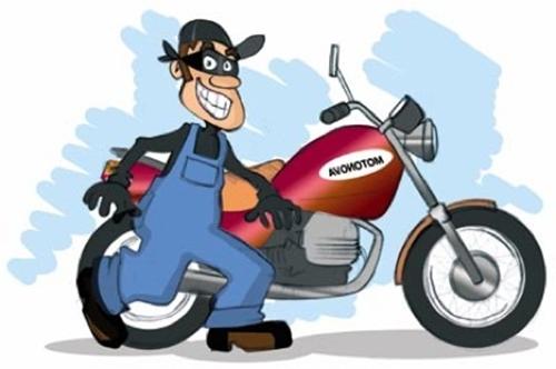 Resultado de imagem para furto de moto cicero dantas