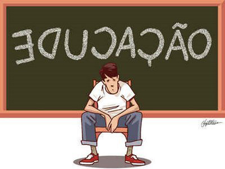 Resultado de imagem para Sindicato dos Professores denuncia descaso com a educação