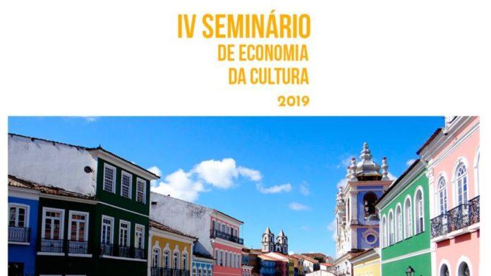 IV Seminário de Economia da Cultura