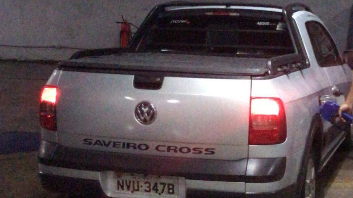 Veículo furtado