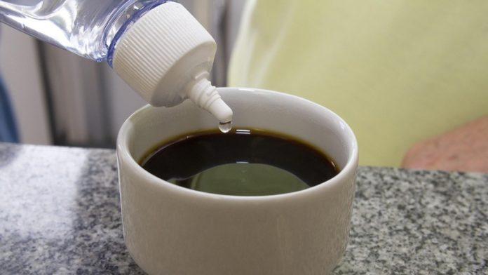 Adoçante no café, uma boa?