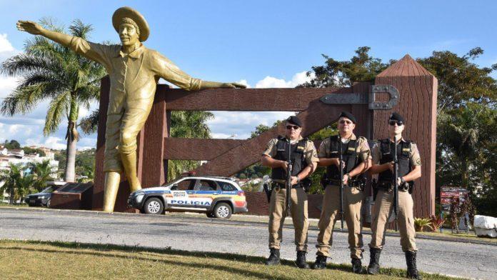 Policiais Militares que serão homenageados