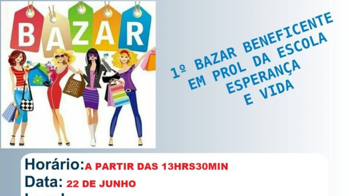 1º Bazar Beneficente