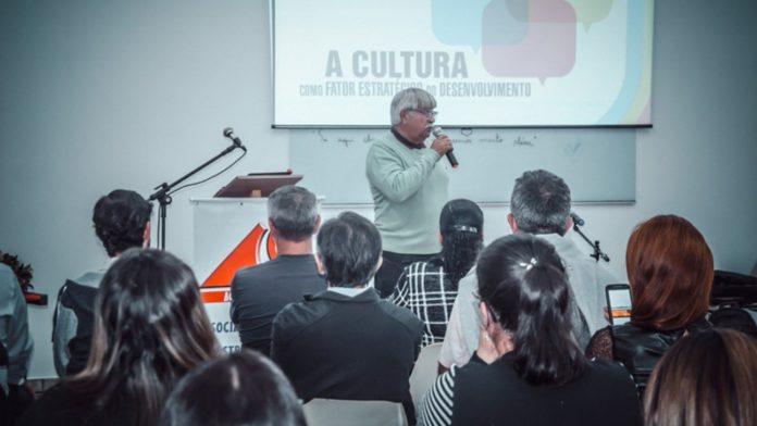 IV Seminário de Economia da Cultura (Foto: Prefeitura de Ouro Fino)
