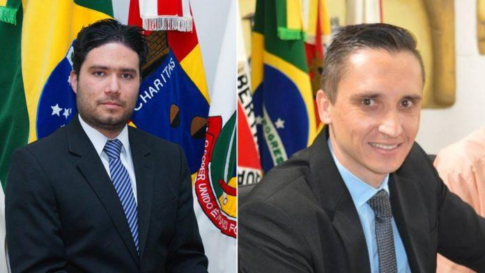 Bruno Zucareli e Rafael Silva