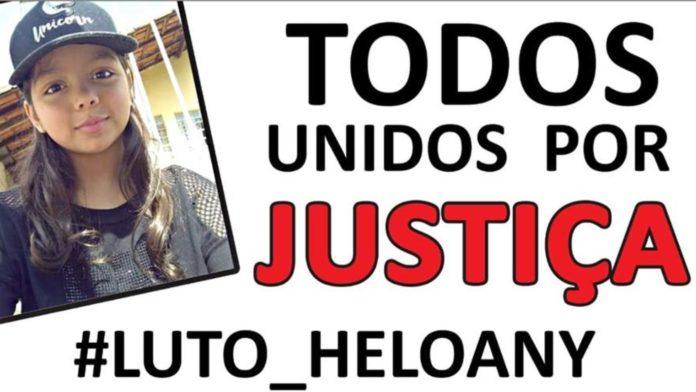 Justiça por Heloany