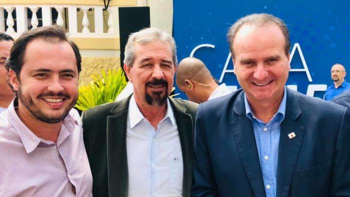 Toninho Miguel, Prefeito Maurício e Bilac Pinto