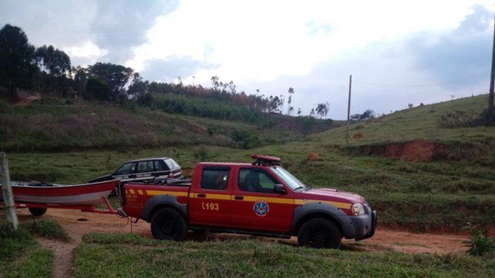 Corpo de bombeiros de Pouso Alegre