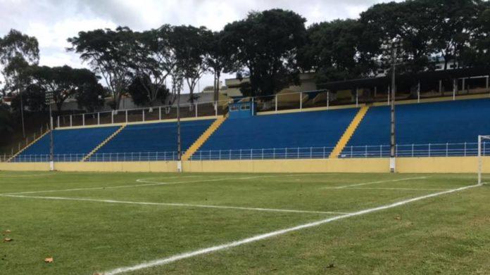 Estádio Municipal de Borda da Mata