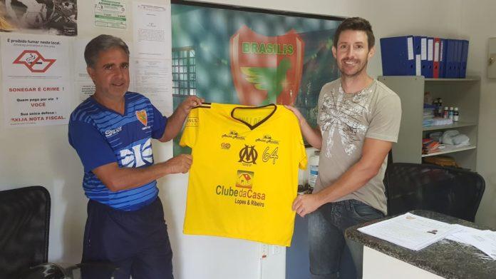 Parceria fechada entre A.E Meninos de Ouro e Brasilis FC