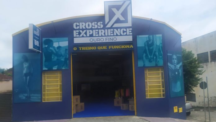 Cross Experience Ouro Fino