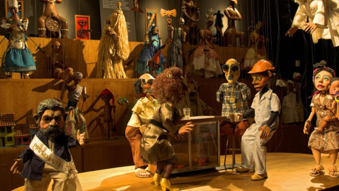 Grupo de Teatro Giramundo