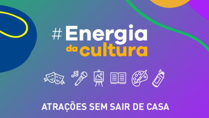 Cemig oferece atrações culturais gratuitas e on-line