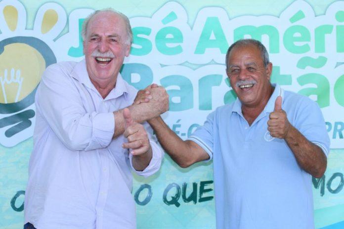 José Américo Buti e Aparecido Nogueira de Sá