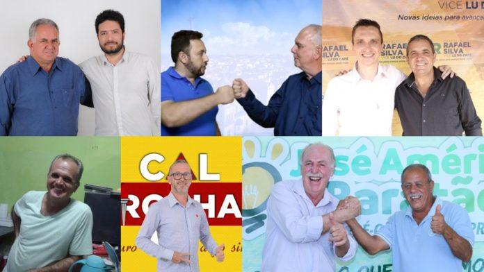 Candidatos a prefeito e vice-prefeito em Ouro Fino