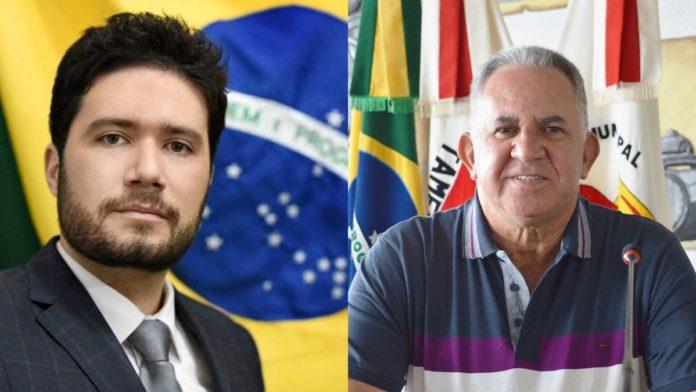 Bruno Zucareli e Toninho Franceli