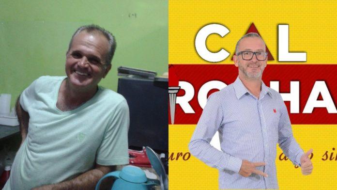 Anézio Vieira e Cal Rocha