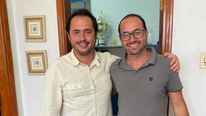 Toninho Miguel e Carlos Cadan