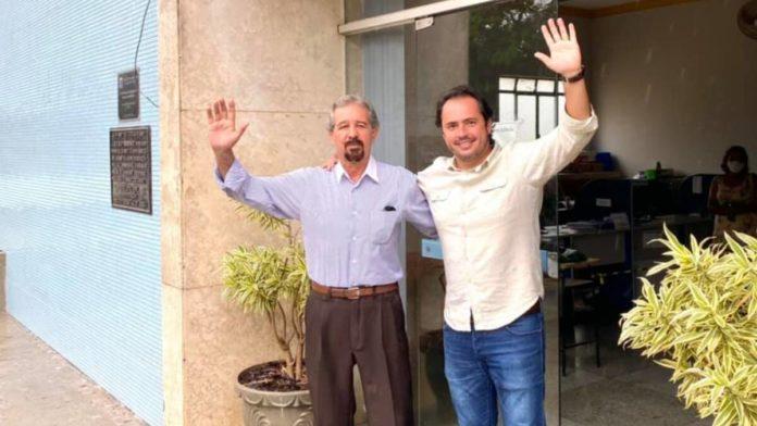 Maurício e Toninho Miguel